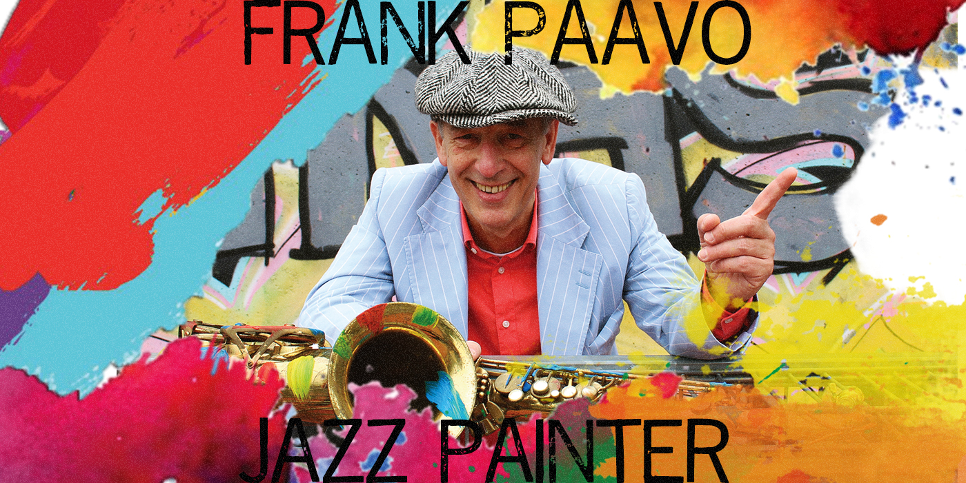 Jazz Painter groot